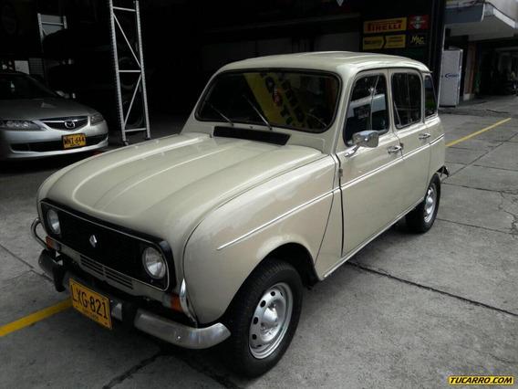 Renault R4 .