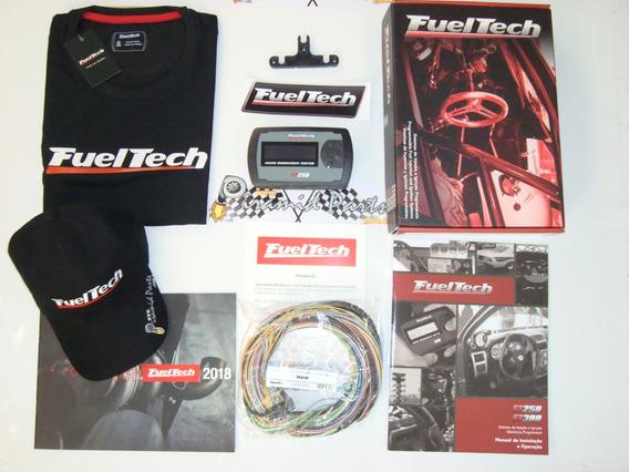 Fueltech Ft250 Chicote 3 Metros À Pronta Entrega + Brindes