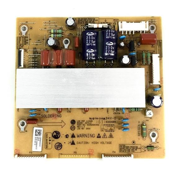 Placa Z-sus Lg 42pt250 42pt350 42pw250 42pw350 Nova