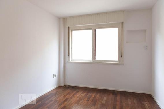 Apartamento No 3º Andar Com 1 Dormitório E 1 Garagem - Id: 892968725 - 268725