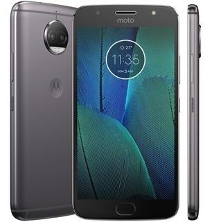 Motorola Moto G5s Plus Platinum Xt1802 32gb Tela 5.5 Vitrine