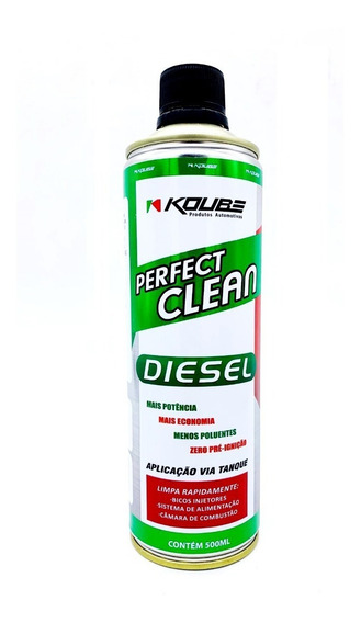 Perfect Clean P/ Motores A Diesel Koube