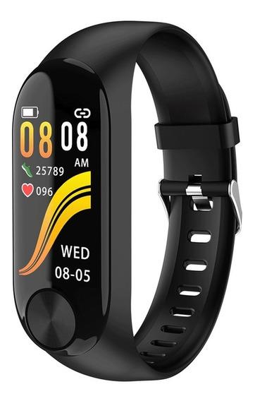 Reloj Pulsera Inteligente Bluetooth Xanes Y10 Presion Ritmo
