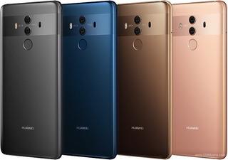 Huawei Mate 10 Pro 4g Lte - Nuevos - Sellados - Tiendas