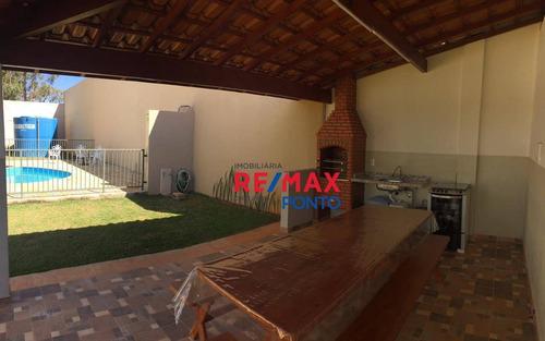 Apartamento Com 2 Dormitórios Para Alugar, 68 M² Por R$ 1.000,00/mês - Planalto Bela Vista - Mogi Mirim/sp - Ap0103