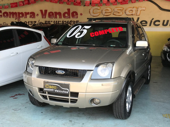 Ford Ecosport 1.6 Xlt 8v Flex 2005 Completa