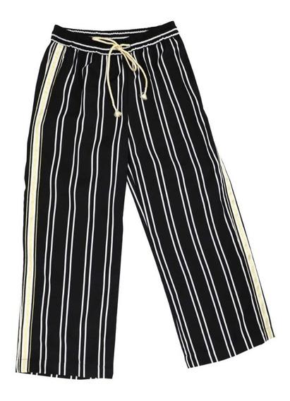 Pantalón Casual Holgado Para Niña 03769