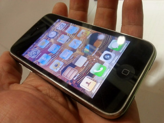 iPhone 3gs 16gb Apple Original Funcionando