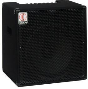 Caixa Amplificada Eden Ec15 Bass Combo 180w 1x15 Nfe Gar