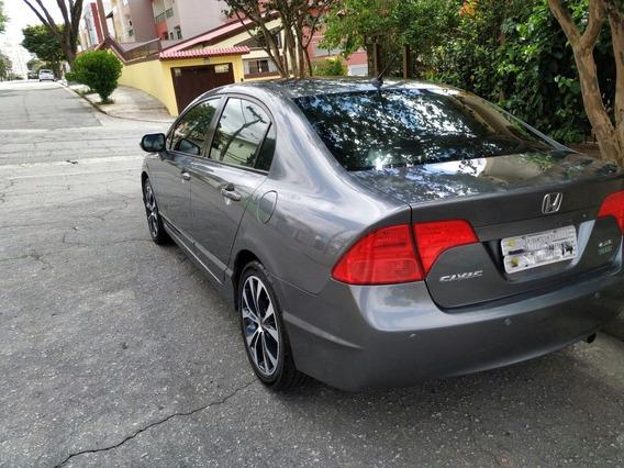 Honda Civic 1.8 Lxl Se Flex Aut. 4p 2011 - Impecável