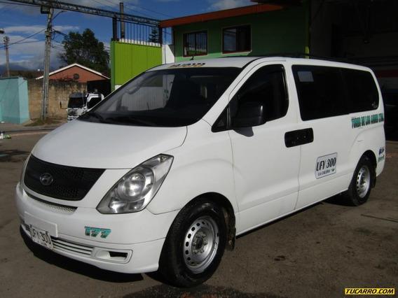 Microbuses Hyundai H1 Grand Starex