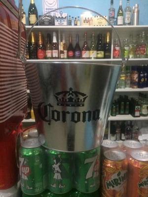 Frapera Corona Chapa Zinc