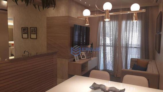 Apartamento Com 2 Dormitórios À Venda, 48 M² Por R$ 179.370,00 - Passaré - Fortaleza/ce - Ap0669