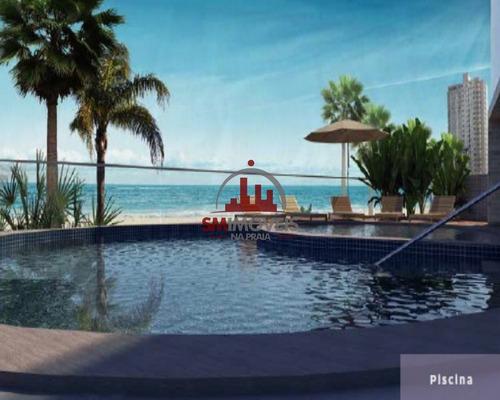 Apartamento Novo No Jardim Real Praia Grande - Ap02768 - 69397120
