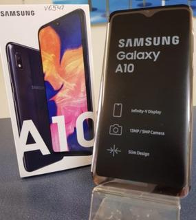 Samsung A10 Liberados En Caja (2x1)