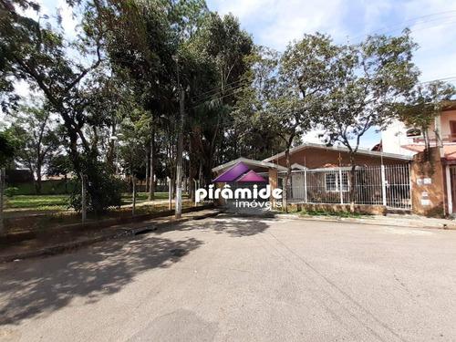 Casa Com 3 Dormitórios À Venda, 180 M² Por R$ 742.000,00 - Bosque Dos Eucaliptos - São José Dos Campos/sp - Ca6075