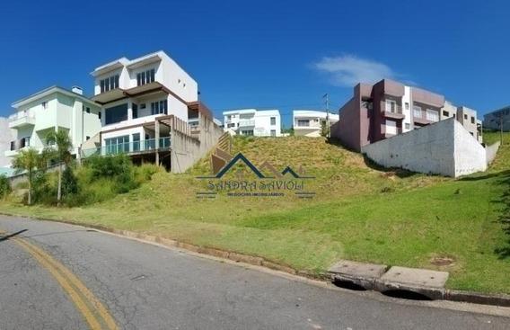 Terreno Com Vista Em Condomínio Na Granja Viana - 380