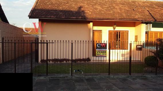 Casa / Sobrado Com 03 Dormitório(s) Localizado(a) No Bairro Parque Dos Anjos Em Gravatai / Gravatai - 438