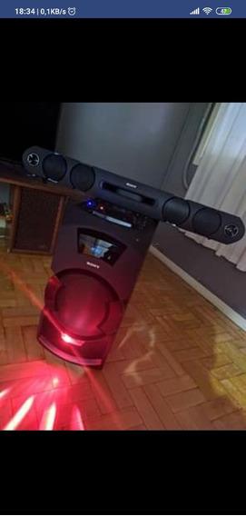Som Sony Home Theater Com Dvd. Bluetooth,600 Rms