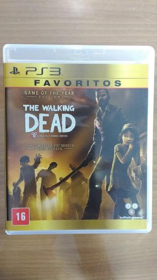 The Walking Dead Telltale Games Goty