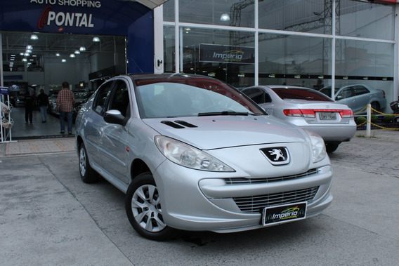 Peugeot 207 Sedan 207 Passion Xr 1.4 8v (flex) 2011