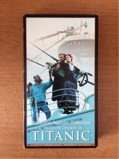 El Detrás De Cámaras De Titanic