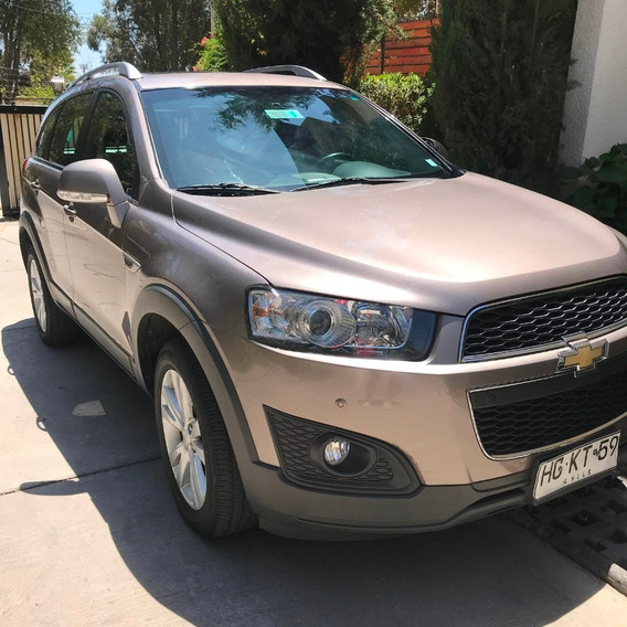 Chevrolet Captiva 2015 10 Airbag Tres Corridas Techo Elect