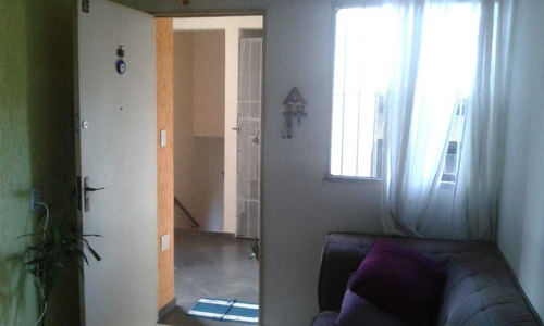 Imagem 1 de 14 de Apartamento 2 Dorm 1 Vaga Coberta - Cond Conj Jardim Cupecê