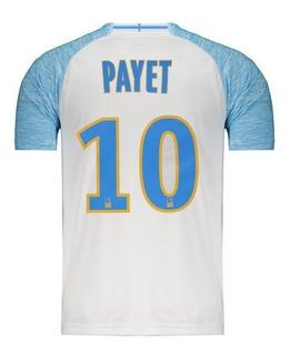 Camisa Puma Olympique De Marseille Home 2019 10 Payet