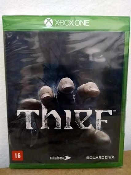 Xbox One Thief! Mídia Física! Novo E Lacrado!