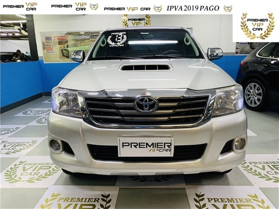 Toyota Hilux 3.0 Sr 4x4 Cd 16v Turbo Intercooler Diesel 4p A