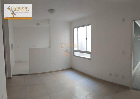 Apartamento Residencial À Venda, Jardim Ansalca, Guarulhos - . - Ap0196