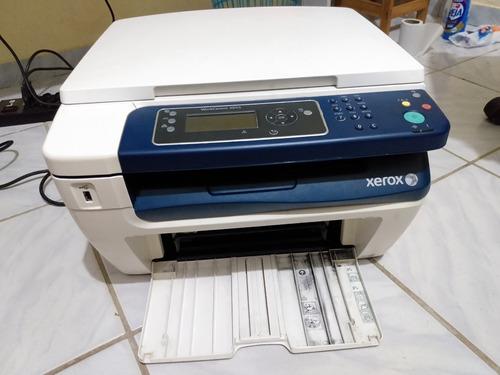 Impressora Para Retirada De Peças - Xerox Workcentre 3045
