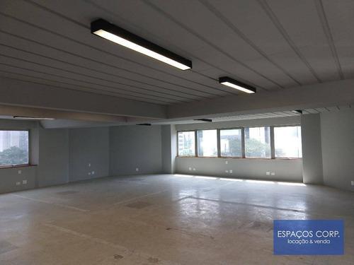 Conjunto Comercial, 190m² - Venda Por R$ 1.250.000 Ou Aluguel Por R$ 5.000/mês - Brooklin - São Paulo/sp - Cj0937