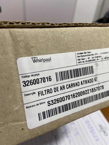 Filtro Dr Ar Carvão Ativado Kit 2 Peças- Cod 326007016