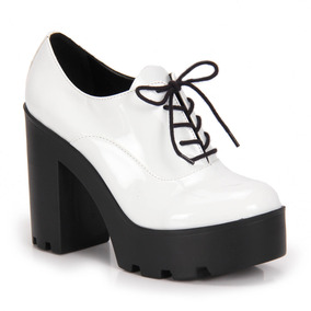 8b639d99d Sapato Oxford Brenda Lee - Calçados, Roupas e Bolsas no Mercado ...