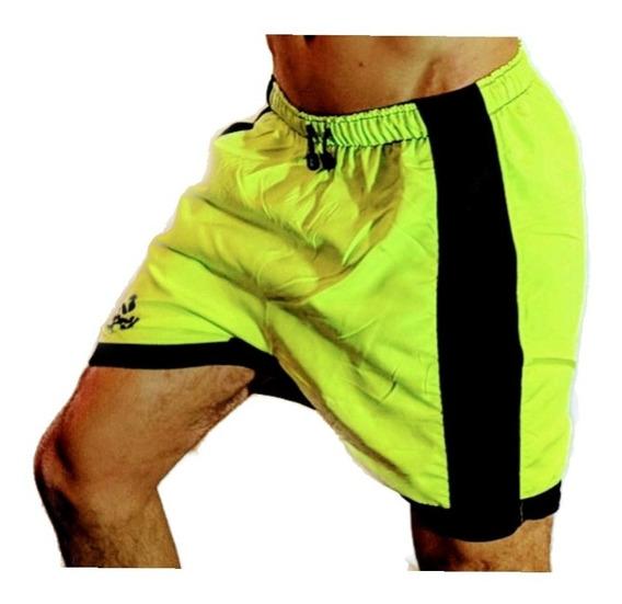 Id460 Hartl Pantalon Corto Short Fitness Running Tendencia