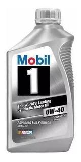 Aceite Lubricante Sintetico Mobil 1 0w40 X 1 L - Check Oil