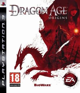 Dragon Age Origins Ps3 - Formato Digital