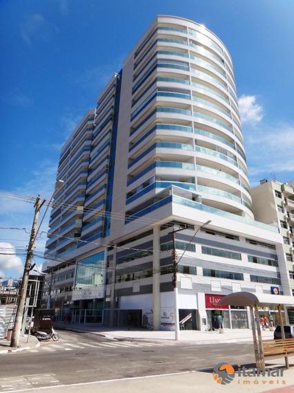 Apartamento Para Alugar, 150 M² Por R$ 600,00/dia - Praia Do Morro - Guarapari/es - Ap2699