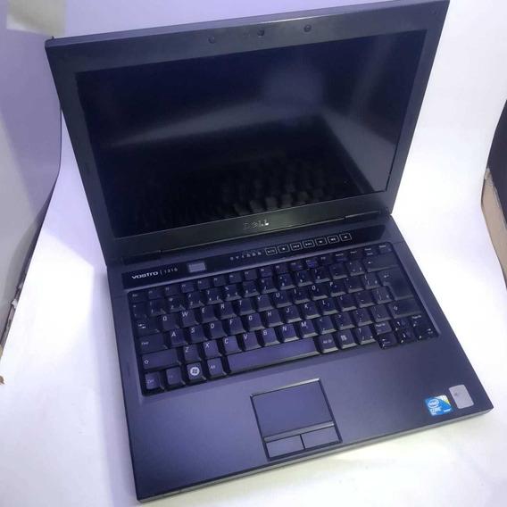 Notebook Dell Vostro 1310 2gb 120 Ssd Para Faculdade