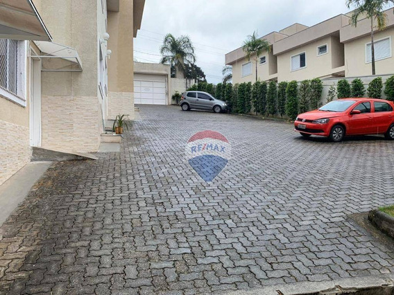 Casa Com 2 Dormitórios Para Alugar, 80 M² Por R$ 1.300/mês - Jardim Paulista - Atibaia/sp - Ca5662