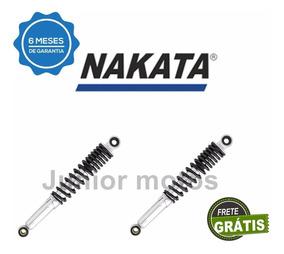 Amortecedor Original Nakata Titan 150 Todos Os Anos.