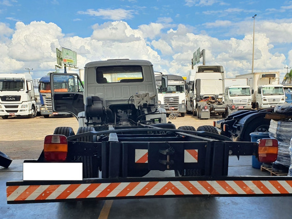 Caminhão Vw Worker 15.180 Euro3 4x2