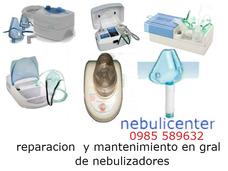 Reparacion Mantenimiento De Nebulizadores De Todas Las Marc