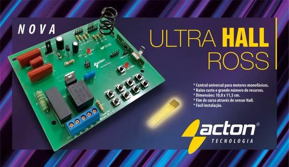 Placa Act Central Dz3 Dz4 Nano Portão Eletronico Rossi