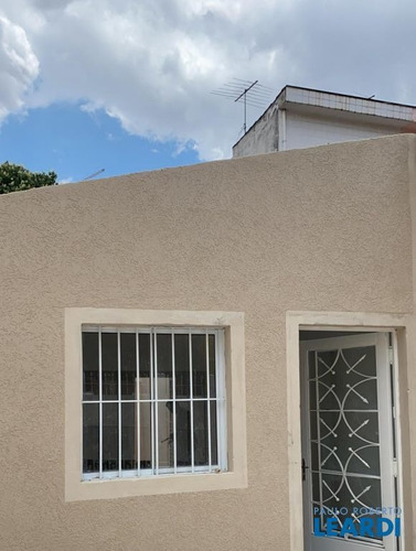 Imagem 1 de 9 de Casa Térrea - Água Rasa - Sp - 625398