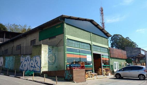 Ponto À Venda, 500 M² Por R$ 12.000.000 - Taboão Da Serra - Taboão Da Serra/sp - Pt0003