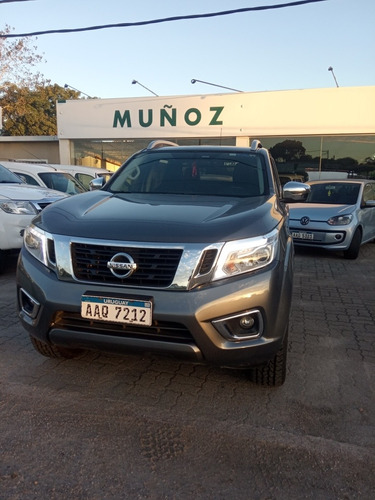 Nissan Np300 Frontier 2017 2.5 Le Diesel Aa 4x4 At