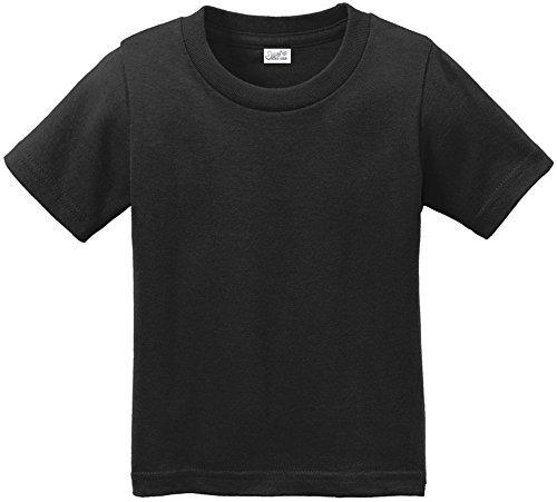 Bebé Tees De Suave Y Acogedor Algodón Camisetas En 12 Color